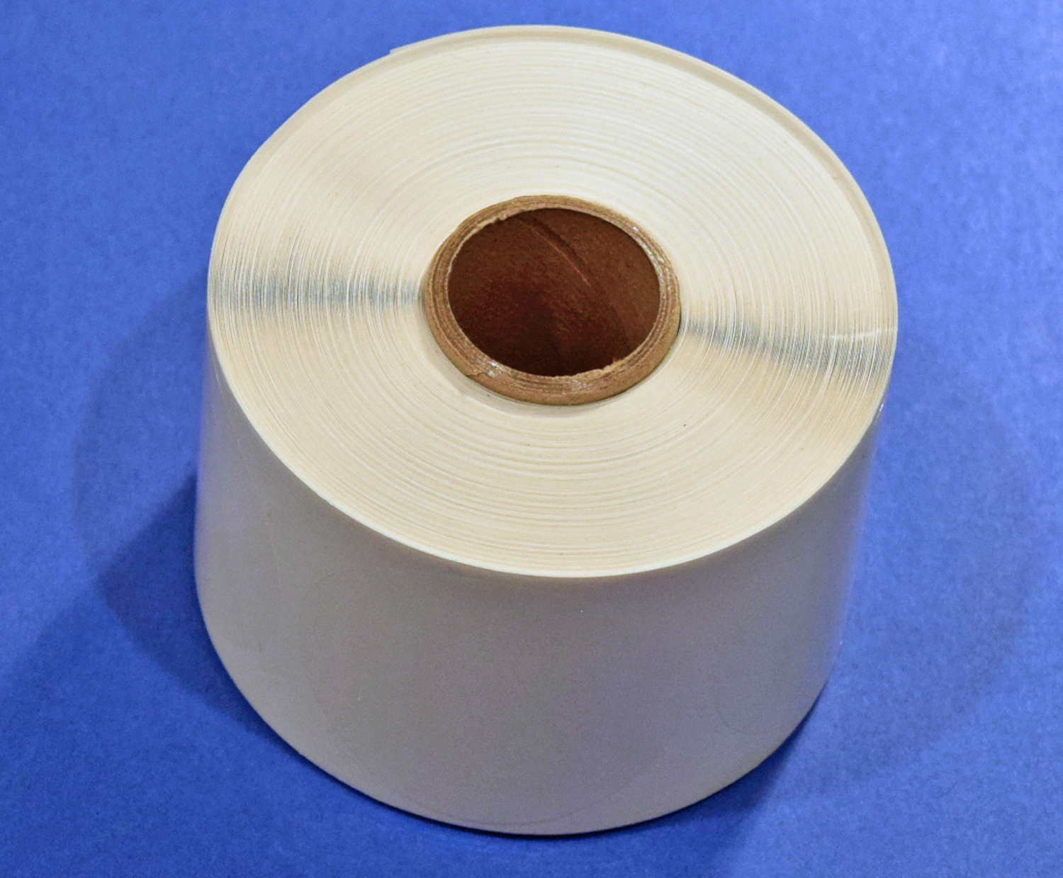 Two Inch 2 Quot Round Clear Circle Tab Seal Label Sticker 500 2cir