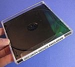 CD Jewel Case Security Device Enclosed Labels 500 114SDEjewel