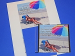 CD Jewel Case Inkjet Laser Glossy Front Inserts 50 sheets CJG912CP