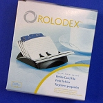 Rolodex Card File by Sanford Brands 67060