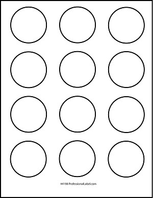 circle sticker sheets matte white printable sticker labels 100