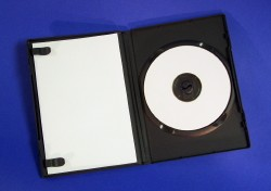 DVD Case Inside Inserts Matte Booklet/Single Panel 50 sheets 466FSP