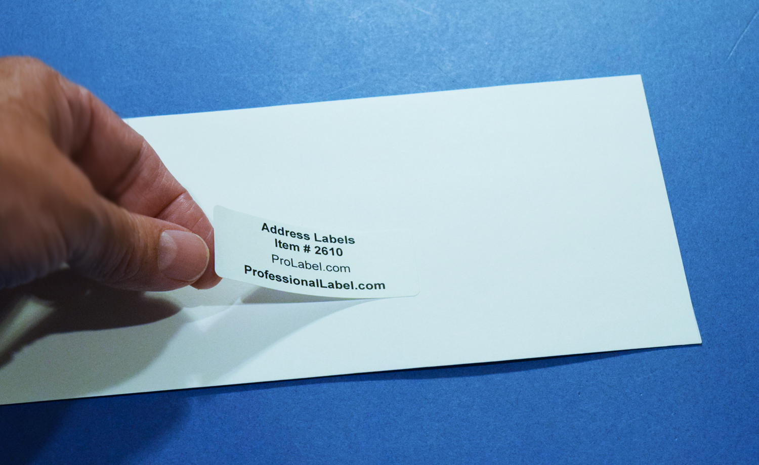 It is a picture of Superb Address Labels in Pages