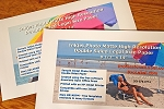 Double Sided 32lb Legal Size Photo Matte Inkjet Paper 8.5 x 14 100 Sheets 8514DPM