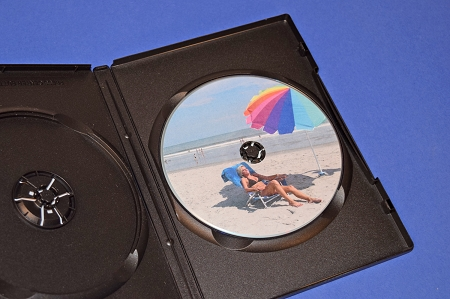 Prolabel Brand Matte Full Face CD DVD or Blu-ray Labels