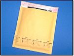 100 CD, Blu-ray or DVD Case Bubble Mailers #1 7 1/4 x 12 #39092