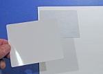 4 x 3 1/3 Shipping Labels Inkjet Glossy White 100 sheets 4033JG