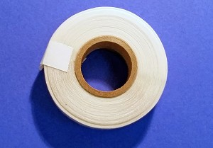 Clear Seal Sticker Labels .5 x 1.5 Inches 500 per roll 515CLR