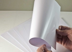 Glossy Paper for Inkjet or Laser 8.5 x 11 Free Shipping 50 sheets 8500JG