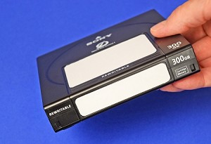 Optical Disc Archive Labels 25 Sheets ODCLAB for all Sony ODC Discs